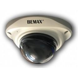 Telecamera Dome IP est. 1080p, 12 led, 12M, PoE, Bemax