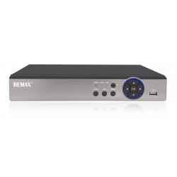 XVR IBRIDO 6in1, 8 canali, 5MP-Lite VGA-HDMI, 3xUSB, Bemax