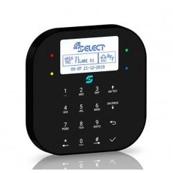 Tastiera touch capacitiva su BUS485, nero