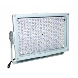 Illuminatore IR 216 led ø10, 150mt 60°, Bemax