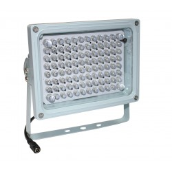 Illuminatore IR 96 led ø10, 80mt 60°, Bemax