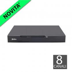 DVR 8 canali 5MP-N + 4 IP