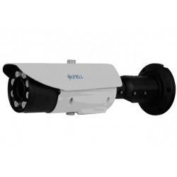 Telecamera bullet ANPR ottica motorizzata autofocus 2,7~12 mm, WDR> 120 dB, 2MP PoE